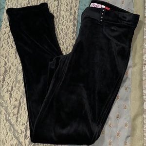 SO velour skinny knit jeggings size 10 NWT $32.00